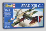 Revell 1:72 Spad XIII C-1